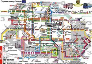 Схема Пловдива