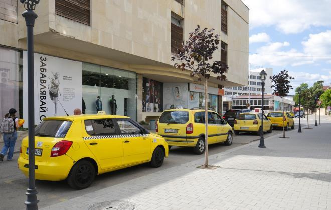 такси из аэропорта в Бургасе
