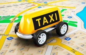 Цена услуги такси