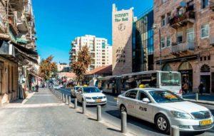 русскоязычное такси в Тель-Авиве