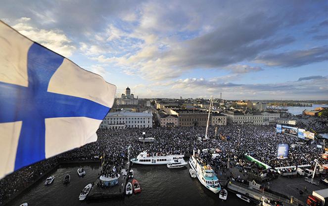 Как получить убежище в Финляндии