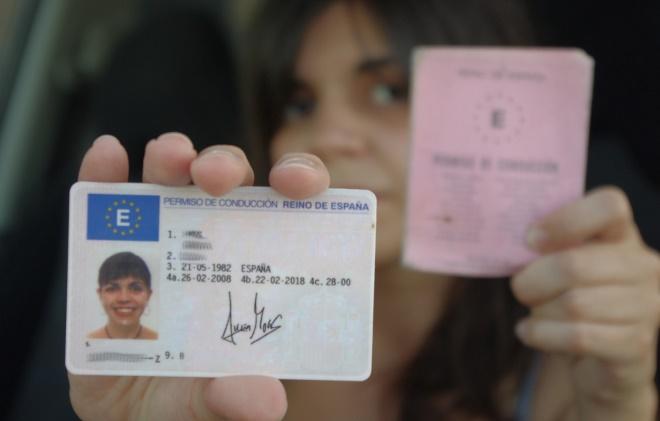 Водительские права для иностранных граждан в Испании