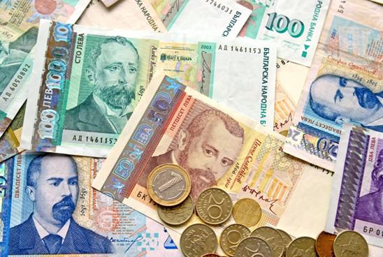 как выглядят болгарские деньги