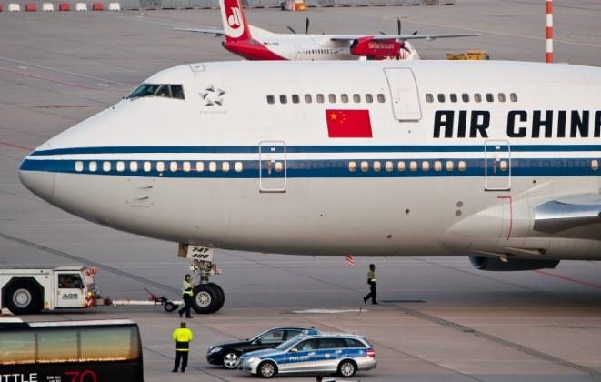 Авиакомпания Air China