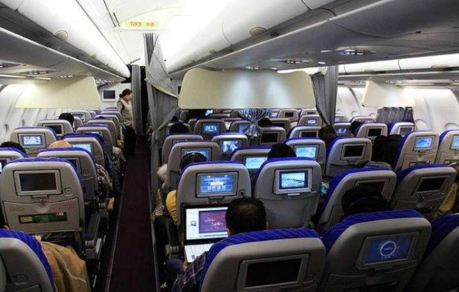 На борту авиакомпании China Southern Airlines