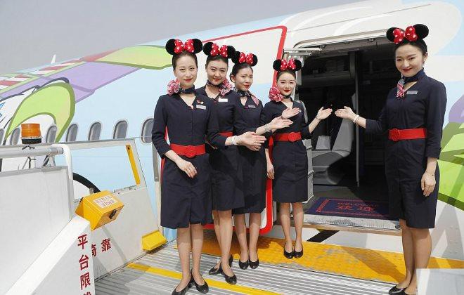 авиакомпания China Eastern Airlines