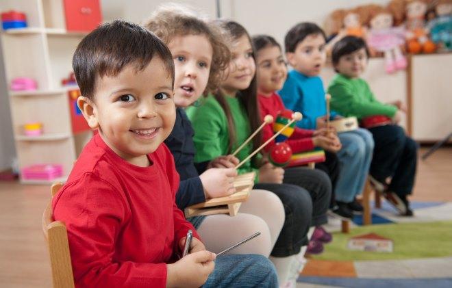 Как работают детские сады в Италии
