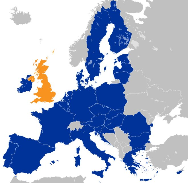Государства Евросоюза