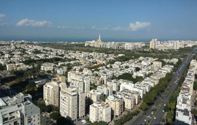 Цены на жилье в израильских городах