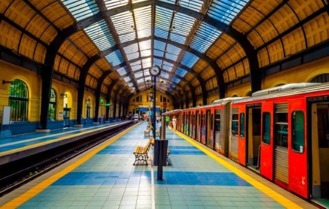 Метрополитен в Испании