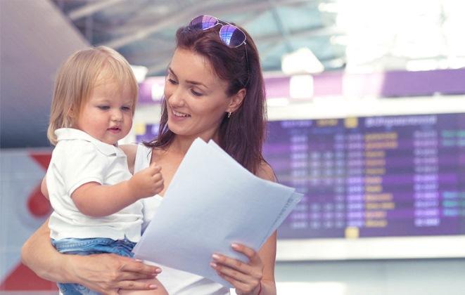 Разрешение на выезд ребенка за границу при разводе родителей