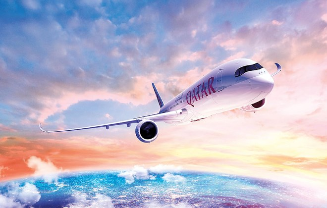 рейс Qatar Airways