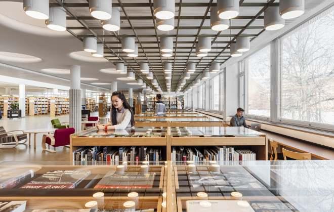 Библиотека вуза
