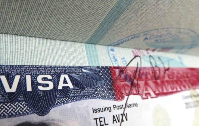 Как оформить визу в США гражданину РФ через Израиль