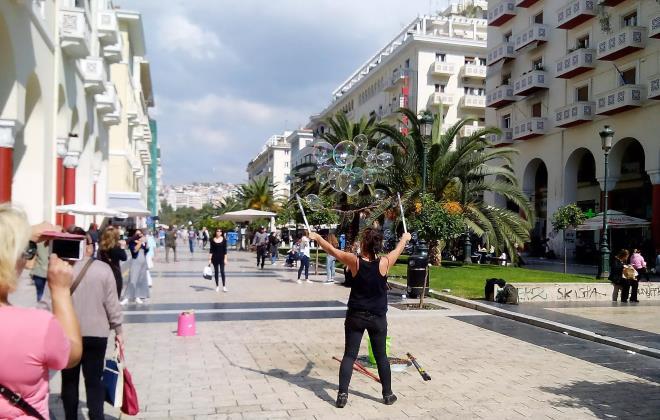 Во сколько обходится жизнь в Греции