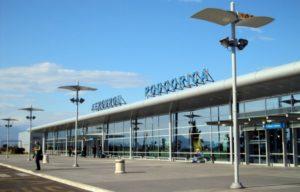 Аэропорт Голубовцы в Подгорице