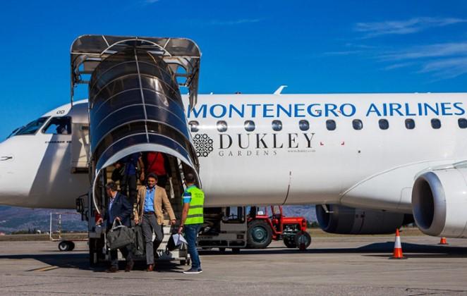 Все про аэропорты Черногории