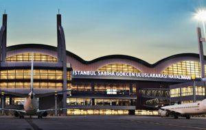 Турецкий аэропорт
