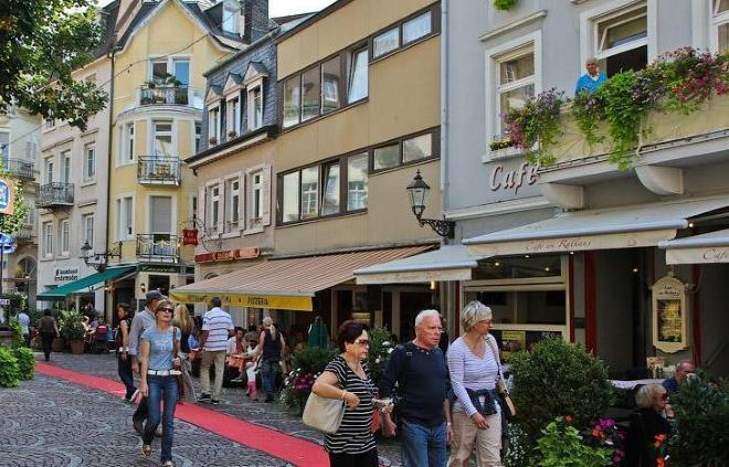 достопримечательности в Баден-Бадене