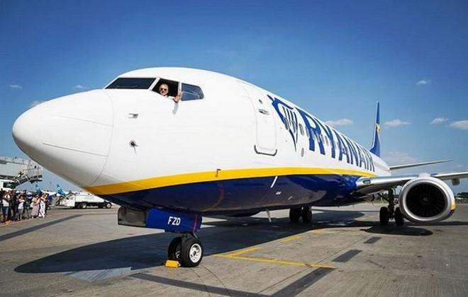 Как купить билет Ryanair через интернет