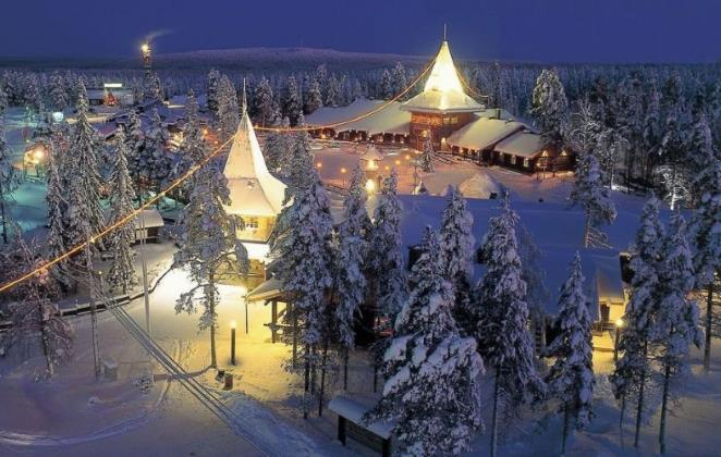 климатические условия в Финляндии