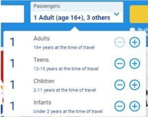 Бронирование билетов на рейсы Ryanair 2