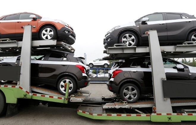 вывоз автомобиля