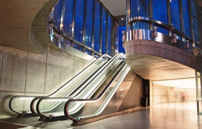 Метрополитен в Бильбао