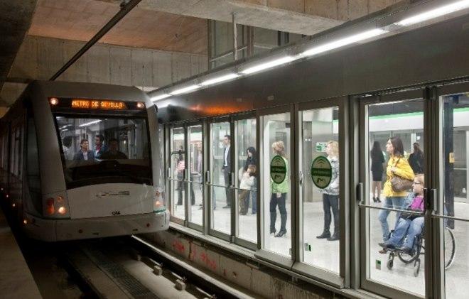 метро Севильи
