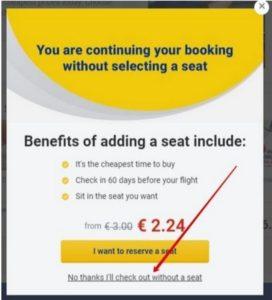 Бронирование билетов на рейсы Ryanair 6