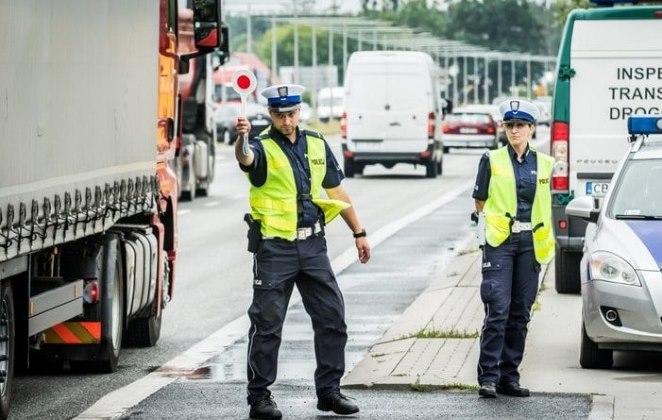 Основные ПДД и штрафы в Польше