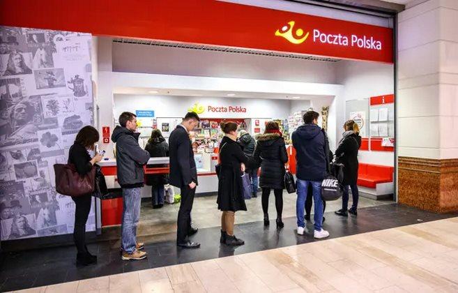 Почта в Польше