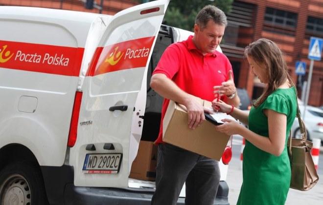 Доставка почты в Польше