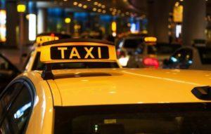 Как распознать такси в Чехии