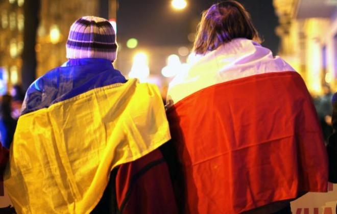 отношение к украинцам в Польше