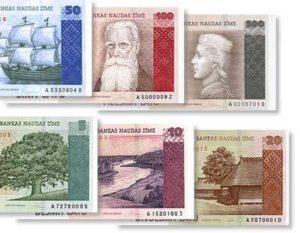 национальная валюта Латвии до евро