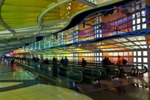 аэропорт О'Хара в Чикаго