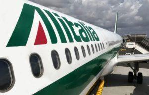 Онлайн-регистрация Alitalia по электронному билету