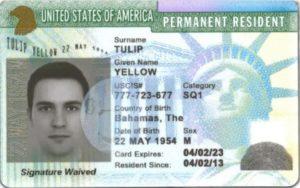 уехать в Америку по грин-карте