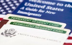 ежегодный розыгрыш Green Card