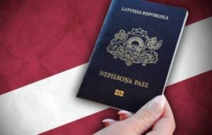 лица без гражданства в Латвии