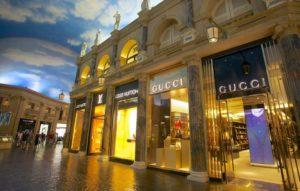 брендовые магазины в Италии