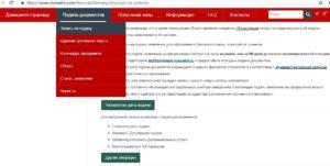 запись на подачу документов в VisaMetric