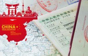 Учебная виза в Китай для россиян