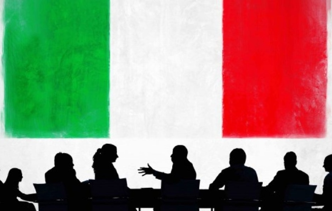 открыть бизнес в Италии
