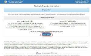 проверить результаты лотереи грин-карт