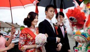 Как в Китае готовятся к свадьбе
