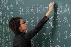 преподавателя иностранного языка в Китае