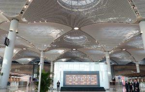 как доехать до нового аэропорта в Стамбуле