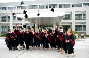 Учебный год в Китае